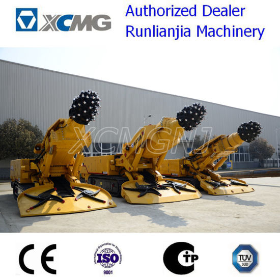 XCMG Ebz230 Boom-Type Coal Mining Roadheader 660V/1140V with Ce pictures & photos
