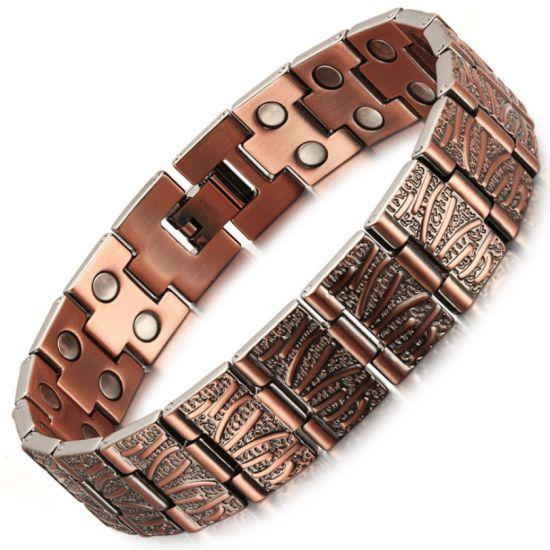 Mens Magnetic 100 Pure Copper Medical