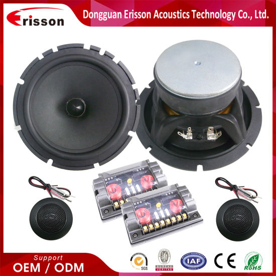 Best 6.5 System Speakers Component Audio Car
