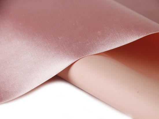 Satin Polyester Oxford Fabric Coated PVC for Bags, Tent pictures & photos