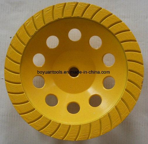 Short Diamond Turbo Grinding Wheels