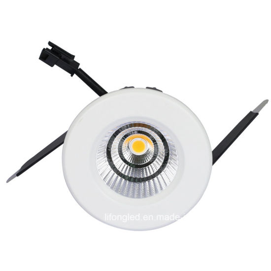 Warm White Color Temperature (CCT) and Downlights Item Type LED Jewelry Downlight 7W