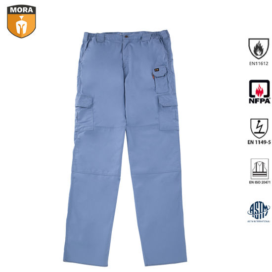 Fr Hot Sale Safety Outdoor Flame Resistant Field Pants pictures & photos