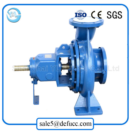 High Pressure Bare Shaft End Suction Pump for Fire Fighting pictures & photos
