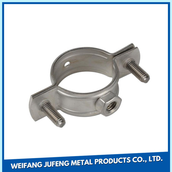 OEM Precision Bended/Punched Metal Stamping Electronic Components