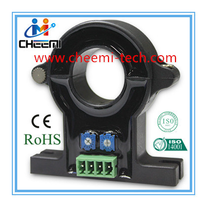 Dismountable Current Transmitter Open Loop Hall Current Sense 4-20mA Output pictures & photos