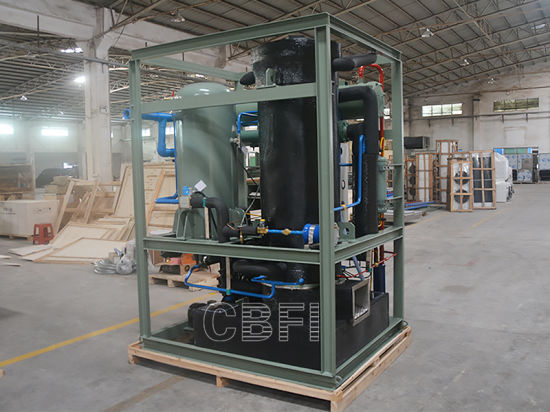 1 Ton Ice Tube Machine for Drinking and Wines pictures & photos
