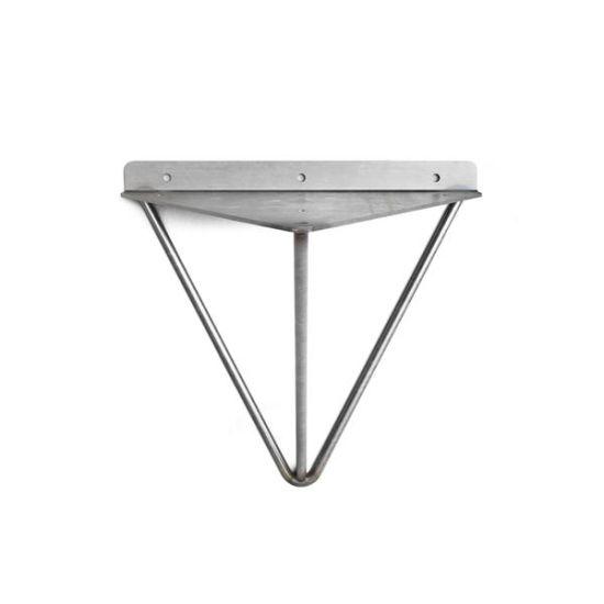 Stainless Steel Metal Stand Shelf Brackets