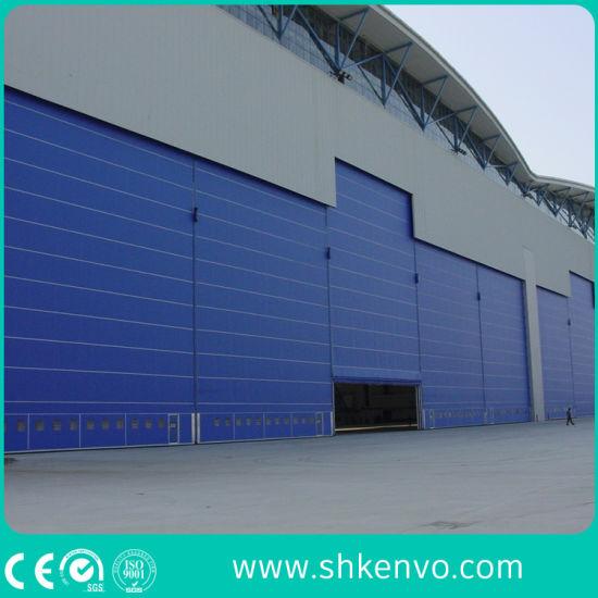 Nice PVC Fabric Aircraft Hangar Door