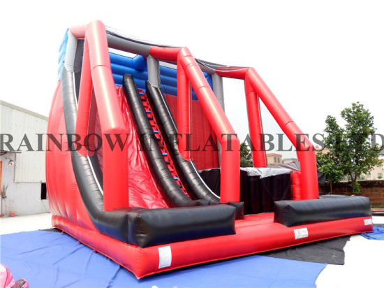 Inflatable Freefall Games, Inflatable Jumping Sport Games for Sale pictures & photos
