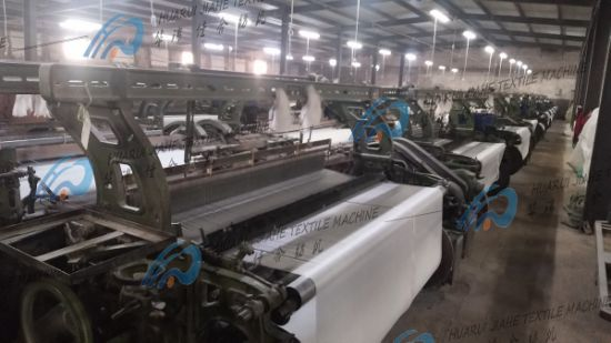 China Automatic Used Shuttle Loom for Sale Weaving Plain