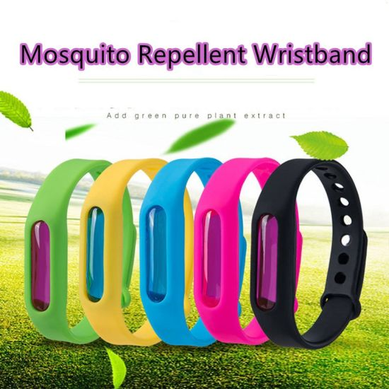 Bracelet Anti Mosquito Capsule Pest Insect Bugs Control Mosquito Repellent Wristband for Kids Mosquito Killer pictures & photos