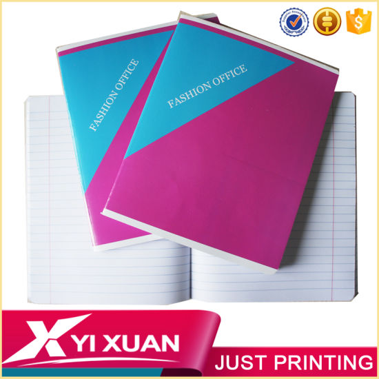 Wholesale Custom Primary School Exercise Book Stationery Note Book Composition Notebook pictures & photos