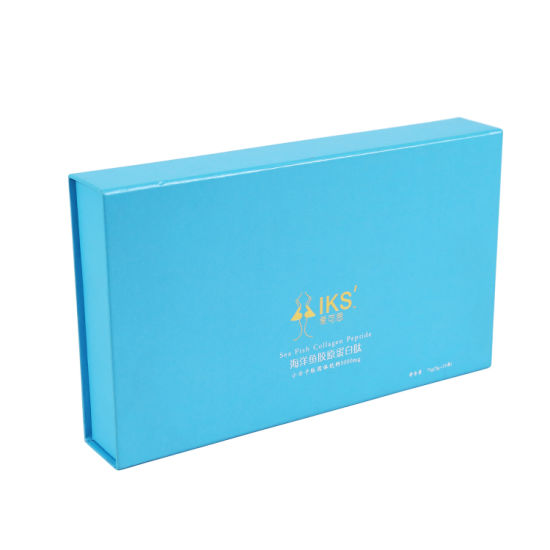 China Manufacturer Design Health Care Products Paper Storage Gift Box pictures & photos