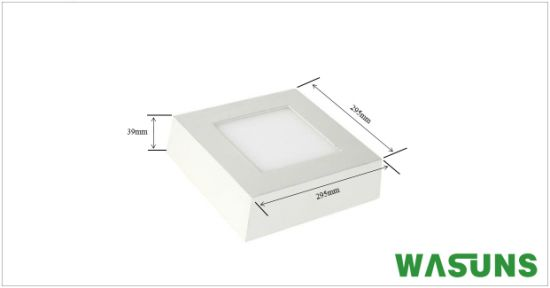 High Brighting Energy Saving Suface Mounted 24W LED Ceiling Panels pictures & photos