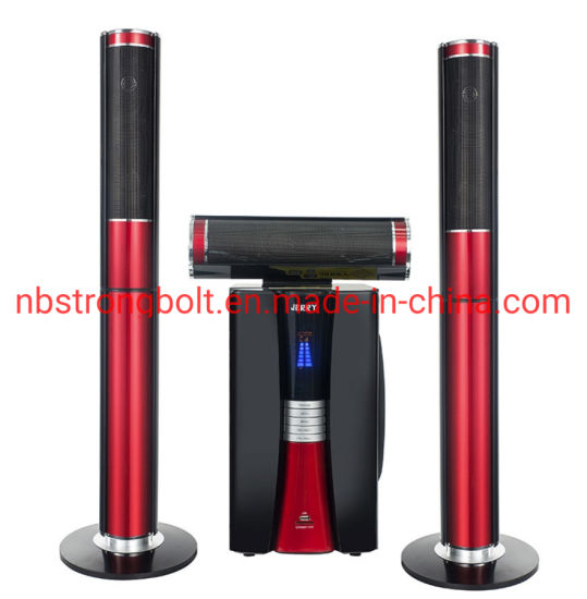 3.1 Channel Home Theater System Multimedia Powered Active Sound FM Radio Loud Bluetooth Speaker