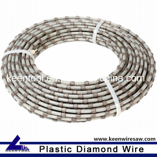 Plastic Diamond Wire for Stationery Work (MDW-KT110-P) pictures & photos