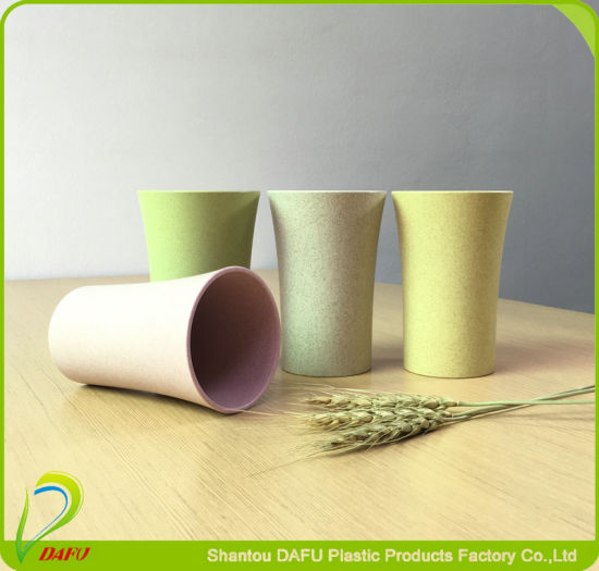 Colourful Biodegradable Eco Friendly Watering Plastic Cup