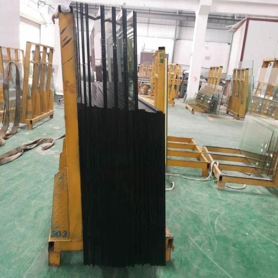 China Aluminium Decorative Tempered Gl Curtain Wall Anti Shock