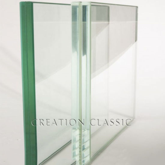 Clear Float / Ultra Clear Laminated /Tempered Glass for Bathroom
