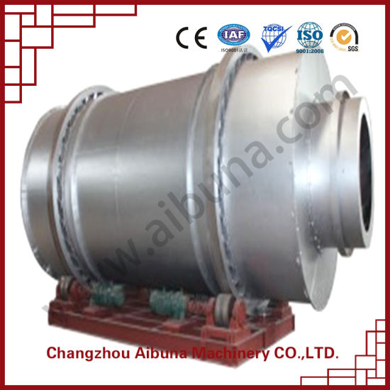 China Hot Selling Thriple Drum Dryer with Best Service pictures & photos