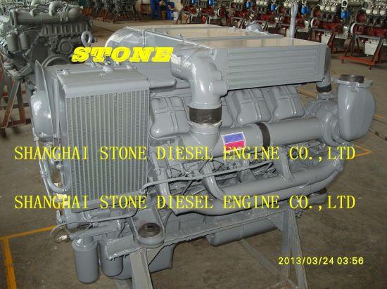 Deutz Diesel Engine Bf8l413f Bf8l513