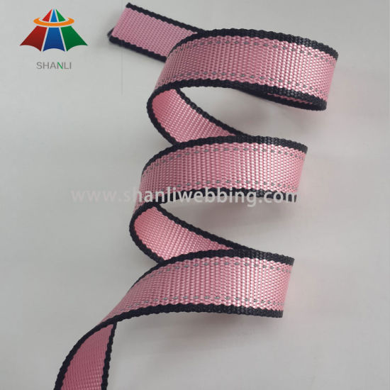 26mm Reflective Polyester Webbing for Dog Collar and Leash