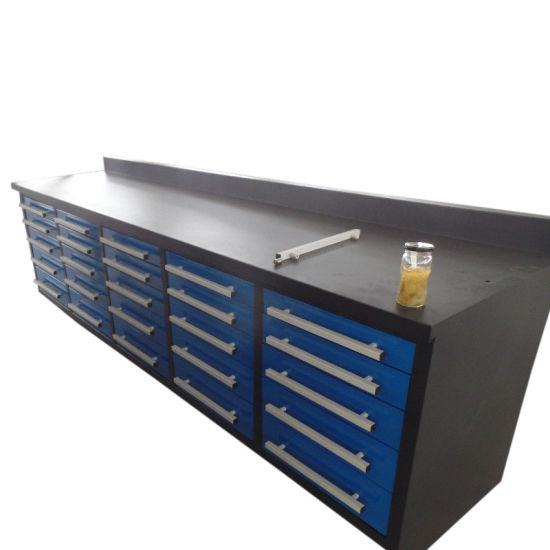 112inch Diy Metal Steel Garage Storage Cabinet Drawer Work