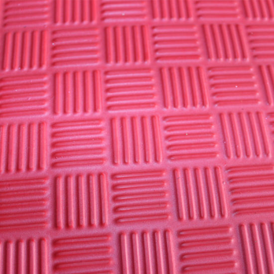 High Quality Kamiqi EVA Five Stripes Taekwondo Foam Floor Mats for Competition pictures & photos