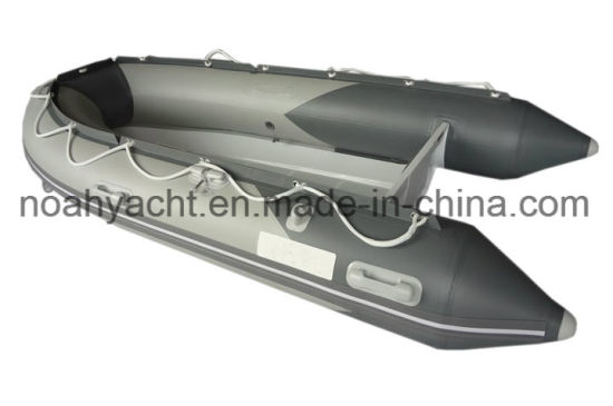 12FT Aluminum Hull Rib Boat PVC / Orca Hypalon Tube pictures & photos