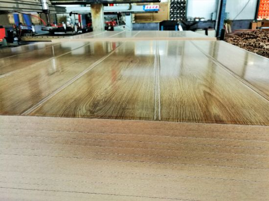 China Factory Price Laminated HDF BoardWood Fiber Board For - Fiber flooring prices