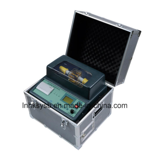 HK-507A Insulating Oil Dielectric Breakdown Tester pictures & photos