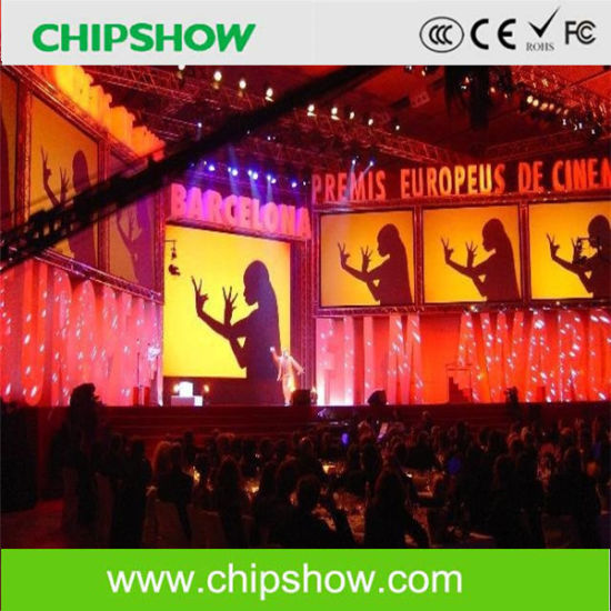 Chipshow Rn4.8 Full Color Indoor LED Display Screen pictures & photos