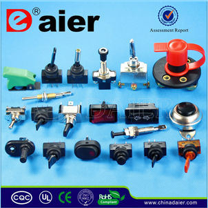 on-off-on Heavy Duty Automotive Toggle Switch (R13-401-103) pictures & photos