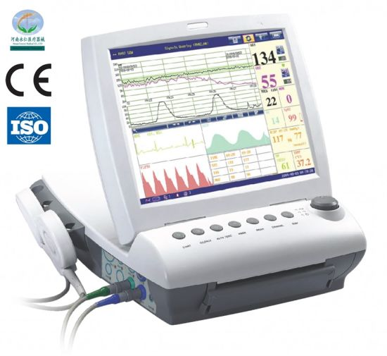 Ctg Machine Fetal Monitor with Ce Approved pictures & photos