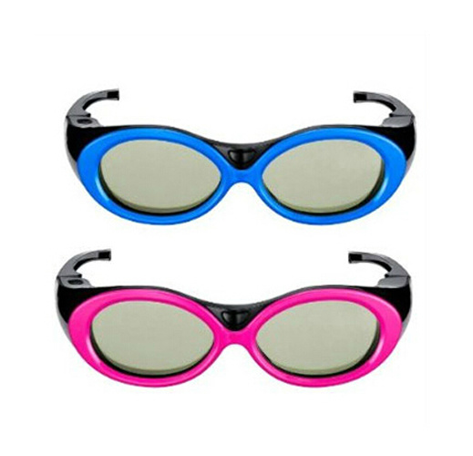 Green Environmental Protection Kid′s 3D Glasses pictures & photos