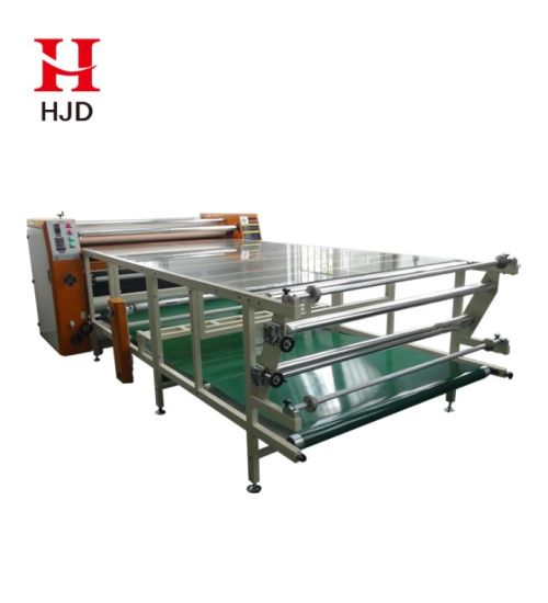 Textiles Automatic Roller Heat Transfer Printing Machinery pictures & photos