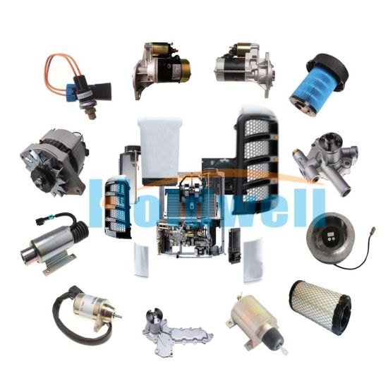 Thermo King Yanmar Diesel Engine Spare Parts Tk235 Tk249 Tk270 Tk353 Tk370  Tk376V Tk366 Tk388 Tk395 Tk482 Tk486e/V for Cold Transport Refrigeration