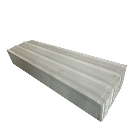 Building Material Prepainted Galvanized Corrugated Steel Roofing Sheet in Ghana