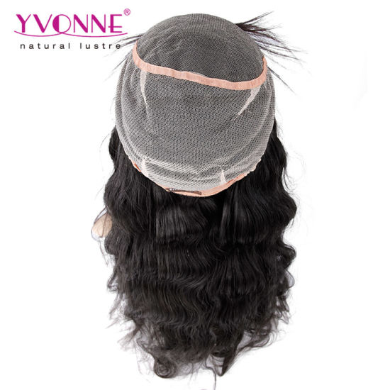 150% Density Brazilian Hair Glueless Full Lace Wig pictures & photos