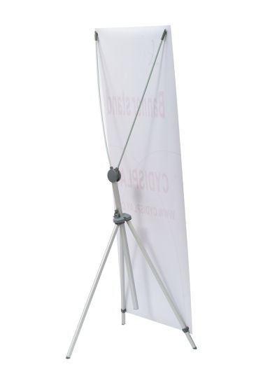 New High Quality Adjustable Stable X Banner Stand pictures & photos