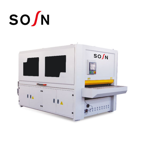 1000 mm Woodworking Special Shape Polishing Sanding Machine Sk 1000-P6