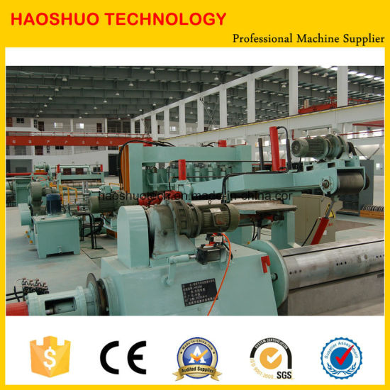 Steel Coil Slitting and Cut to Length Line pictures & photos