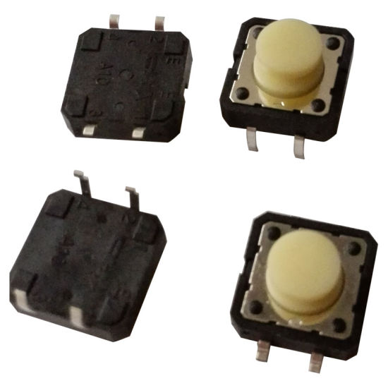 SGS 6*6mm Momentary Tact Switch (KSS-2EG4430) pictures & photos