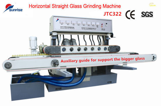 CNC Automatic Small Portable Laser Waterjet Glass Vertical Toughening Cutting Table Engraving Edging Machine Supplier