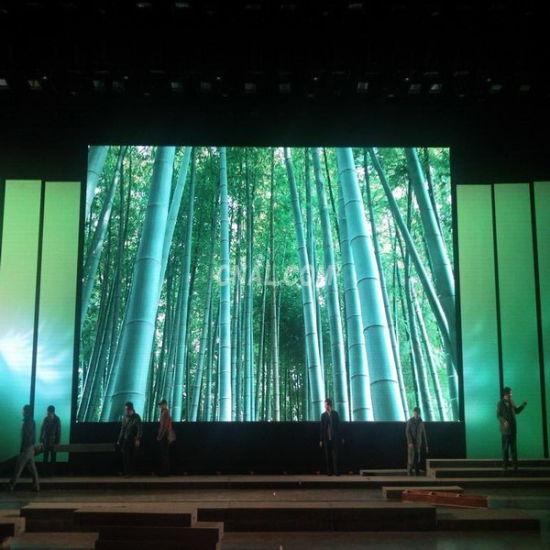 HD P2.976/P3.91/P4.81 Indoor LED Display