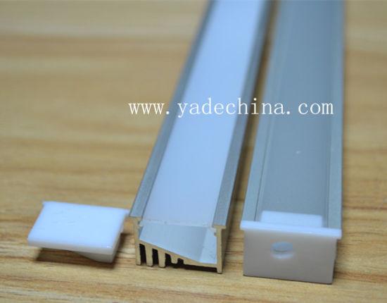 Top Seller 73X38.5mm Surface Install LED Aluminum Profile For LED Strip  Lights