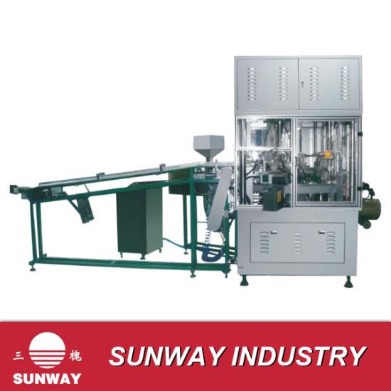 Manual Tube Plastic Shoulder Injection Moulding Machine