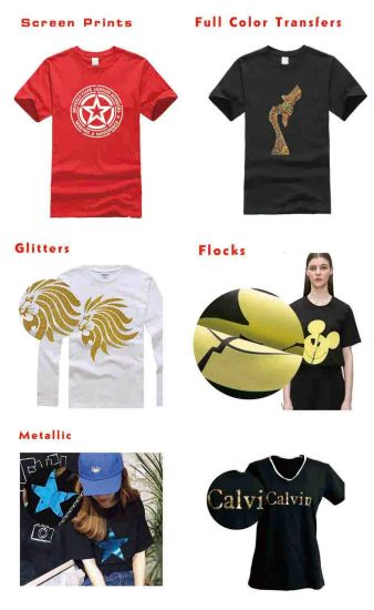 China Custom Men′s Cotton T-Shirts in Short Sleeve with Your Logo pictures & photos