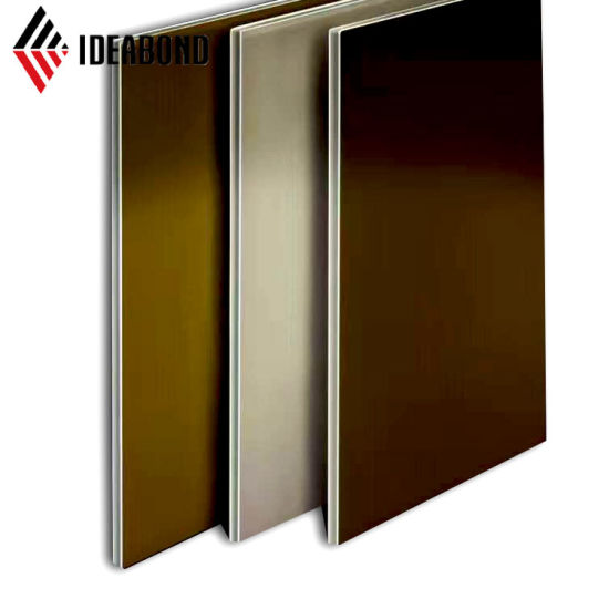 Extrusion Aluminium Profile Wall Panel Polyester Acm